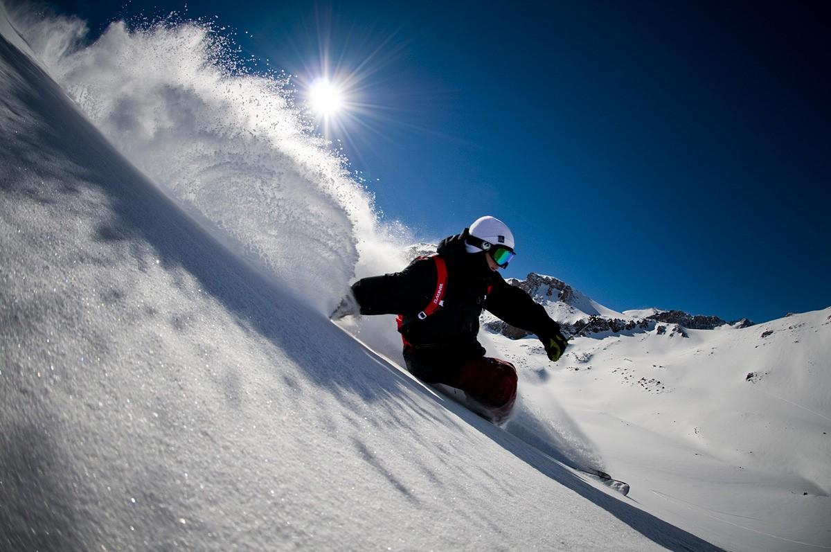 Valle Nevado Ski Videos Chile