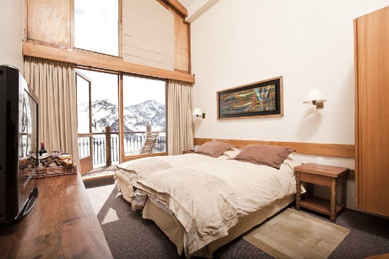 valle nevado puerta sol hotel: