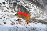 15% de desconto Hotéis Nevados de Chillán