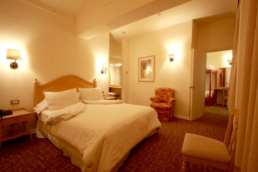 Hotel portillo chile habitaciones y alojamiento for Paquete familiar en un hotel