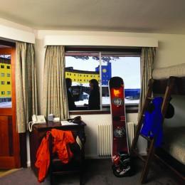 Habitaciones de Hotel Portillo