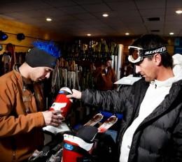 Arriendos y Tickets de Ski
