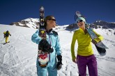 Ski Day en Valle Nevado