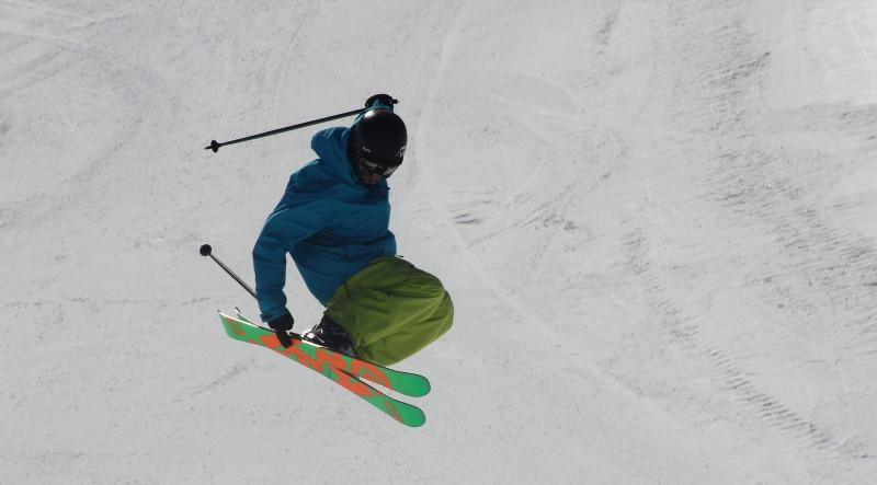 Ski Day en La Parva